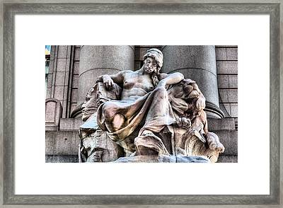 Africa  Framed Print by JC Findley