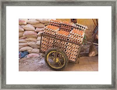 Africa, Morocco, Fes, Fes El-bali Framed Print