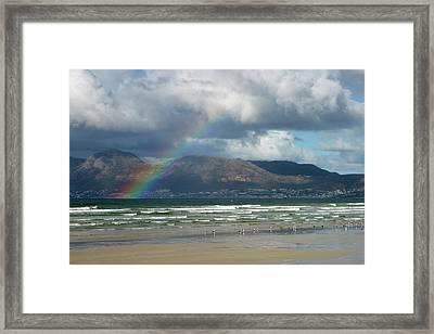 Africa, South Africa, Cape Town Framed Print by Kymri Wilt