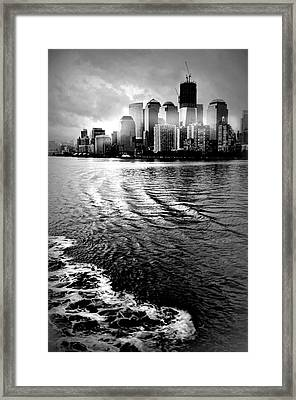 Aft Framed Print by Diana Angstadt