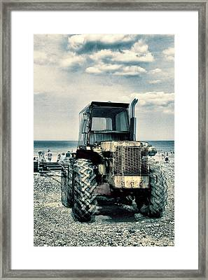 After All These Years Framed Print