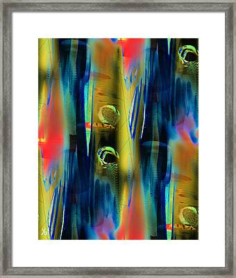After Dark Framed Print