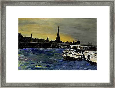 After Dawn II Framed Print by Mark Moore