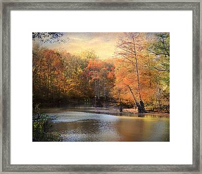 After Daybreak Framed Print by Jai Johnson
