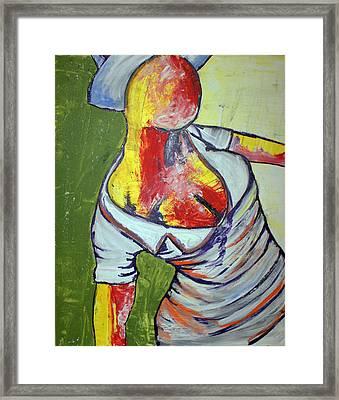 After Gradutation II Framed Print
