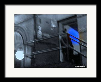 After Hours By Adriana J. Garces Club Framed Prints