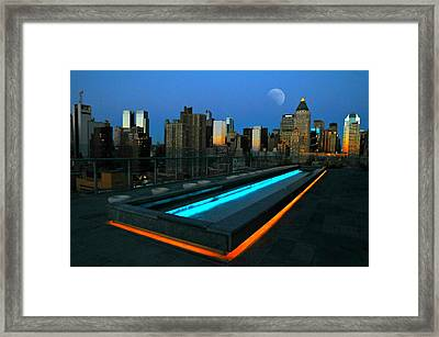 After Its Gone Framed Print by Diana Angstadt