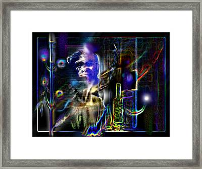 After Midnight Framed Print by Hartmut Jager