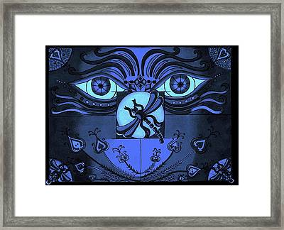 After Midnight Framed Print