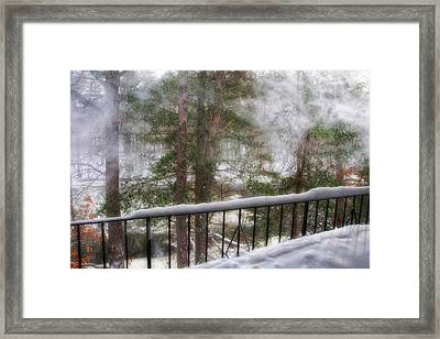 After Nemo 2 Framed Print by Joann Vitali