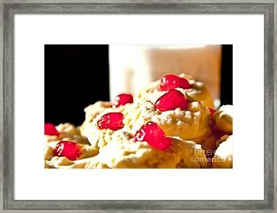 After School Snack Framed Print by Cheryl Baxter