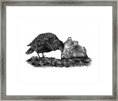 After The Flood Framed Print by Penny Collins