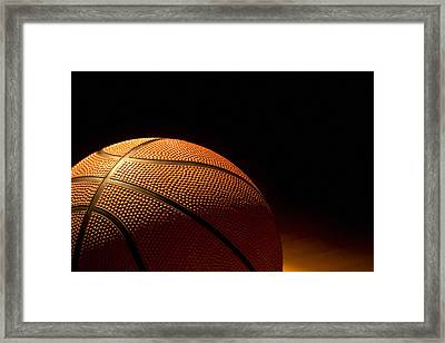 After The Game Framed Print