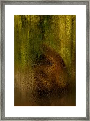 After The Goodbye  Framed Print by Jack Zulli