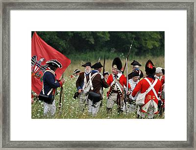 After The Guns Have Silenced Framed Print by William Coffey