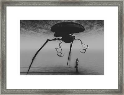 After The Invasion Framed Print by Bob Orsillo
