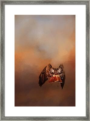 After The Prey Framed Print by Jai Johnson