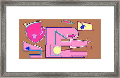 Framed Print featuring the digital art After The Prom by Cletis Stump