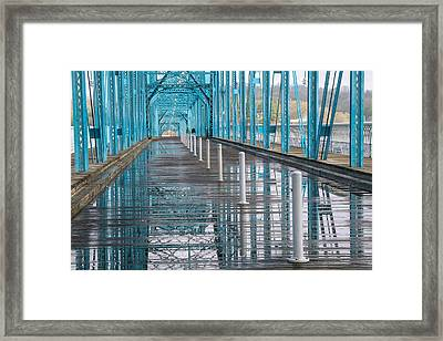 After The Rain 2 Framed Print by Tom and Pat Cory