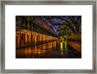 After The Rain Framed Print by David Morefield