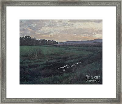 After The Rain Framed Print by Gregory Arnett