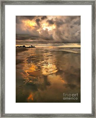 After The Rain Framed Print by Jeff Breiman