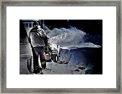After The Storm 2013 Framed Print by Douglas Pike
