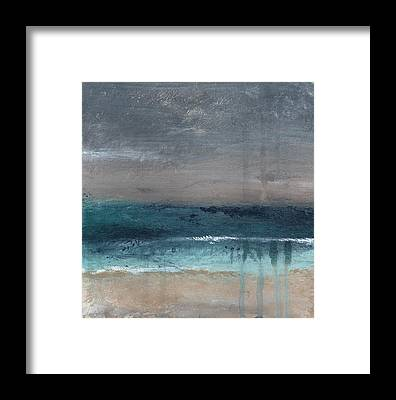 Abstract Design Framed Prints