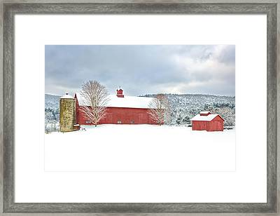 After The Storm Framed Print by Bill Wakeley