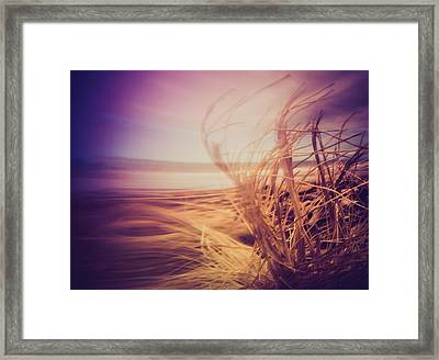 After The Storm - Con Vexed  Framed Print