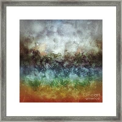 After The Storm Framed Print