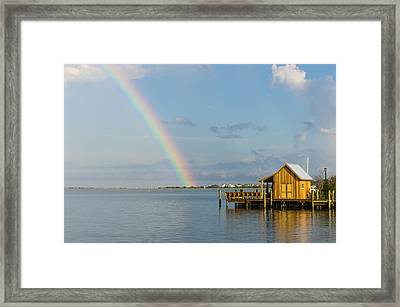 After The Storm Framed Print by Gregg Southard