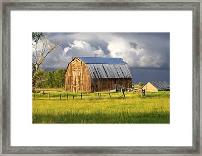 After The Storm I Framed Print