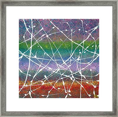 After The Storm Framed Print by Jeremy Aiyadurai