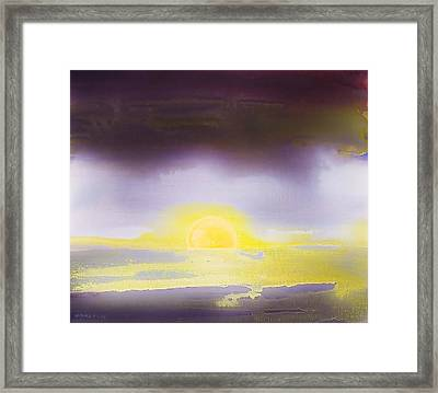 After The Storm 2003 Framed Print
