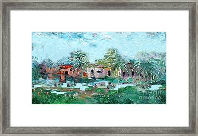 After The Storm Framed Print by Robert Stagemyer