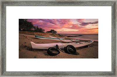 Framed Print featuring the photograph After The Storm by Hawaii  Fine Art Photography