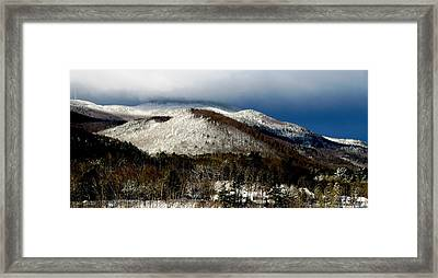 After The Storm Framed Print by Will Boutin Photos