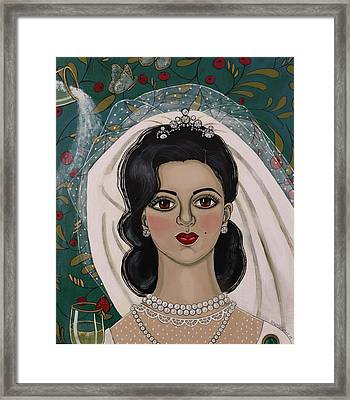 After The Wedding Framed Print by Stephanie Cohen