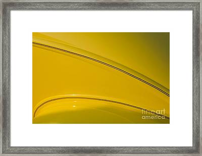 Afterglow Framed Print by Luke Moore