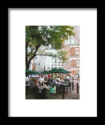 Jeff Kolker Framed Prints