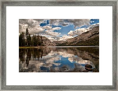 Afternoon At Tenaya Framed Print