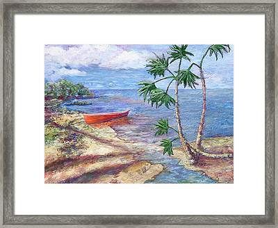 Afternoon Delight Framed Print by Annie St Martin