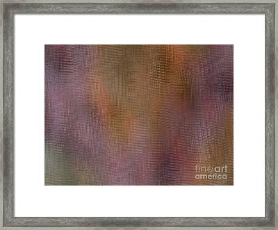Afternoon Delight Framed Print by J Burns