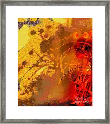 Afternoon Delight Framed Print by Janine Riley