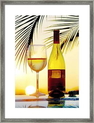 Afternoon Delight Framed Print by Jon Neidert
