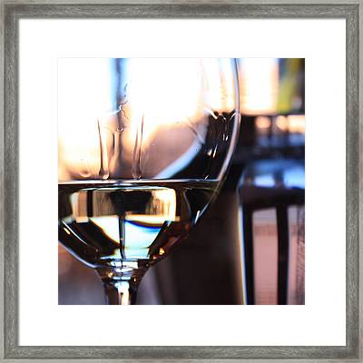 Afternoon Glow 1 Framed Print