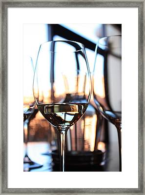 Afternoon Glow 9 Framed Print