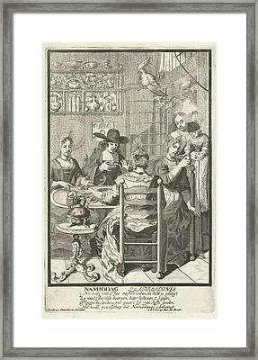 Afternoon, Pieter Van Den Berge Framed Print
