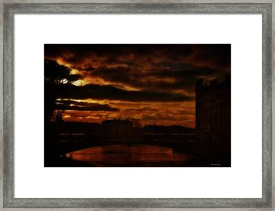 Afternoon Framed Print by Ramon Martinez